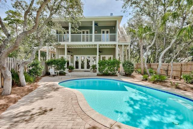 41 Gulf Point Road, Santa Rosa Beach, FL 32459 (MLS #850616) :: Better Homes & Gardens Real Estate Emerald Coast