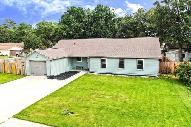 262 Honeysuckle Way, Niceville, FL 32578 (MLS #850617) :: Classic Luxury Real Estate, LLC