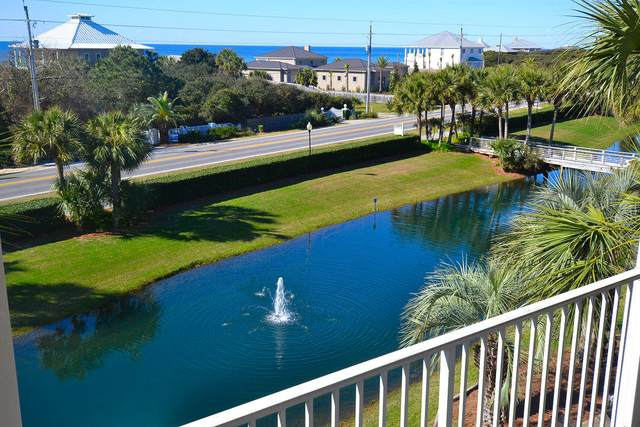 144 Spires Lane Unit 301, Santa Rosa Beach, FL 32459 (MLS #850624) :: Better Homes & Gardens Real Estate Emerald Coast