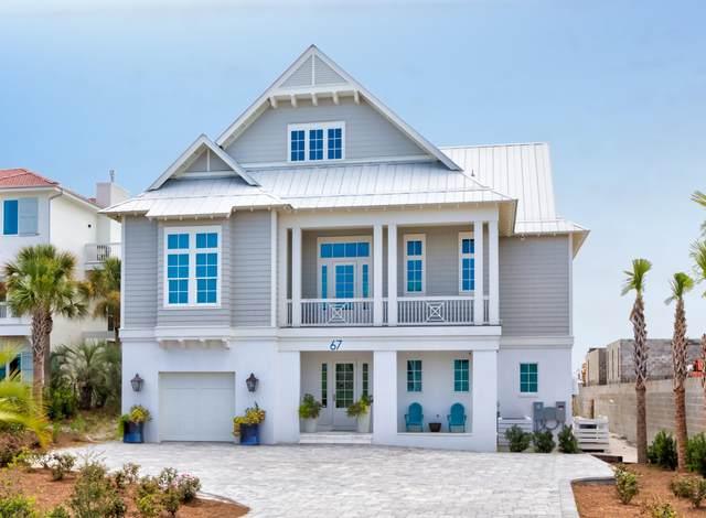 67 San Roy Road, Santa Rosa Beach, FL 32459 (MLS #850627) :: Vacasa Real Estate