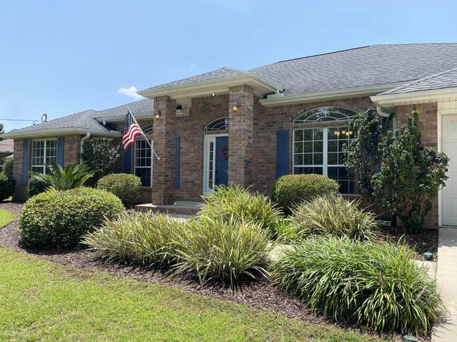 7591 Brevard Street, Navarre, FL 32566 (MLS #850628) :: Linda Miller Real Estate