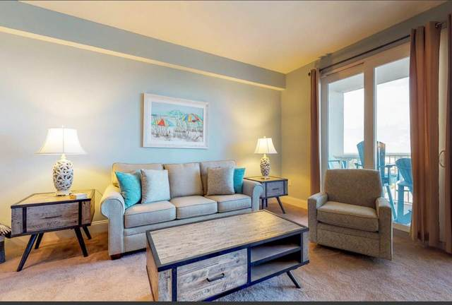 9902 S Thomas Drive #1237, Panama City Beach, FL 32408 (MLS #850635) :: Luxury Properties on 30A