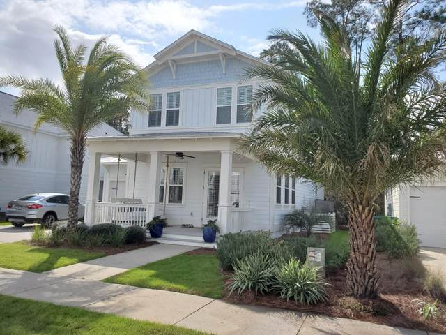 108 Montclair Avenue, Santa Rosa Beach, FL 32459 (MLS #850652) :: RE/MAX By The Sea