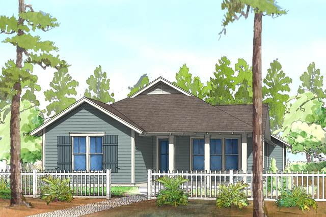 TBD Log Landing Street Lot 104, Watersound, FL 32461 (MLS #850657) :: RE/MAX By The Sea
