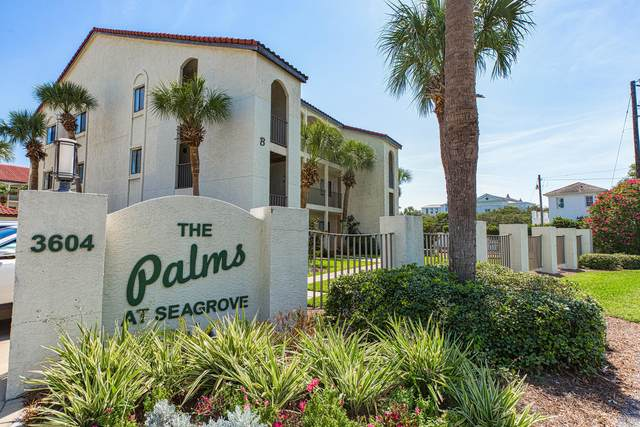 3604 E Co Highway 30-A Unit B-8, Santa Rosa Beach, FL 32459 (MLS #850675) :: Luxury Properties on 30A