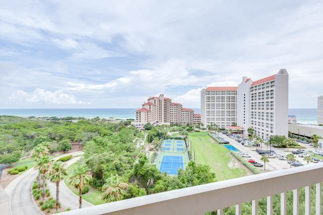 515 Tops'l Beach Boulevard #812, Miramar Beach, FL 32550 (MLS #850694) :: RE/MAX By The Sea