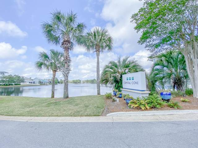 2326 Crystal Cove Lane #2326, Miramar Beach, FL 32550 (MLS #850732) :: Back Stage Realty