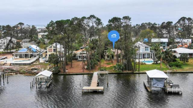 5704 S Lagoon Drive, Panama City Beach, FL 32408 (MLS #850733) :: Watson International Realty, Inc.