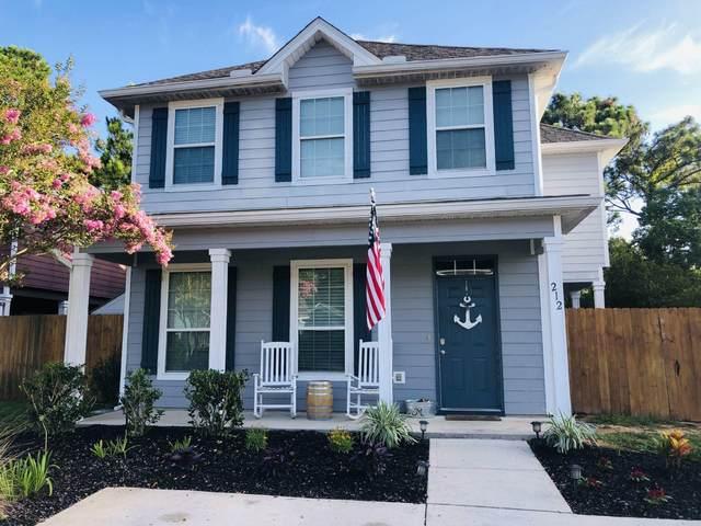 212 Water Oaks Loop, Santa Rosa Beach, FL 32459 (MLS #850764) :: Linda Miller Real Estate