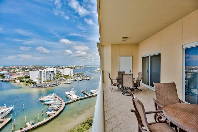 770 Harbor Boulevard 8G, Destin, FL 32541 (MLS #850776) :: Scenic Sotheby's International Realty