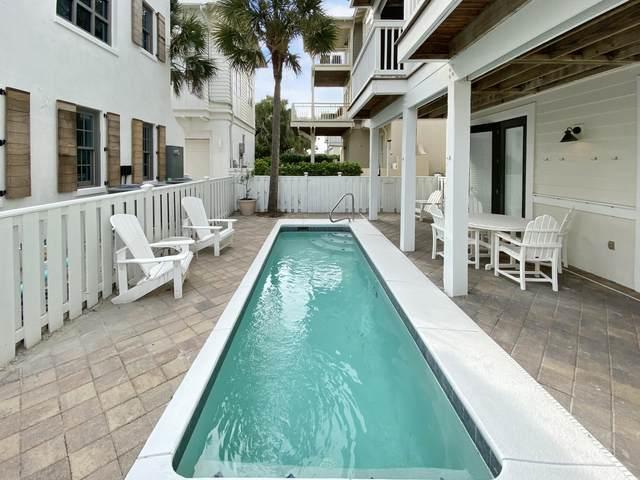 156 Geoff Wilder Lane, Inlet Beach, FL 32461 (MLS #850779) :: Luxury Properties on 30A