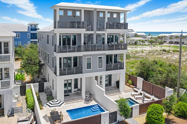 32 E Park Place Avenue Unit 501, Inlet Beach, FL 32461 (MLS #850807) :: Scenic Sotheby's International Realty
