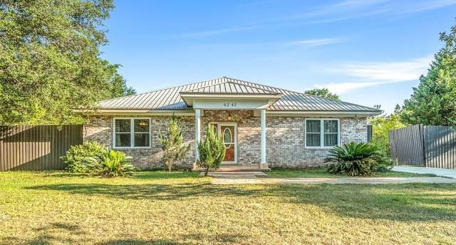 4242 Country Breeze Lane, Crestview, FL 32539 (MLS #850831) :: Linda Miller Real Estate