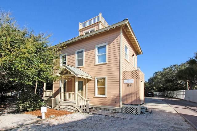 54 Roberts Way, Santa Rosa Beach, FL 32459 (MLS #850845) :: Better Homes & Gardens Real Estate Emerald Coast