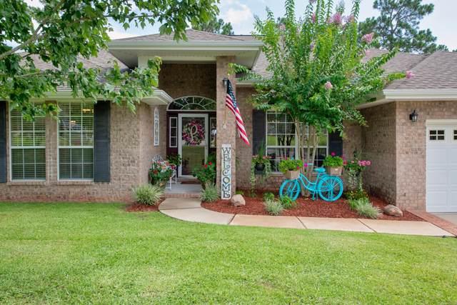 228 Raptor Drive, Crestview, FL 32536 (MLS #850848) :: Berkshire Hathaway HomeServices PenFed Realty