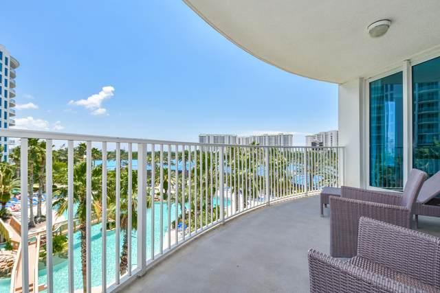 4207 Indian Bayou Trail #2514, Destin, FL 32541 (MLS #850858) :: Better Homes & Gardens Real Estate Emerald Coast
