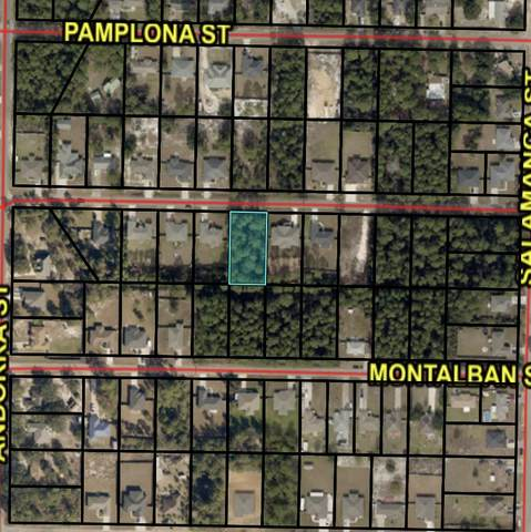 8141 Escola Street, Navarre, FL 32566 (MLS #850859) :: Better Homes & Gardens Real Estate Emerald Coast