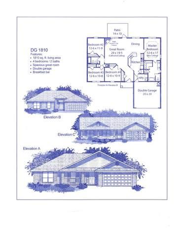 5731 Marigold Loop, Crestview, FL 32539 (MLS #850865) :: Better Homes & Gardens Real Estate Emerald Coast