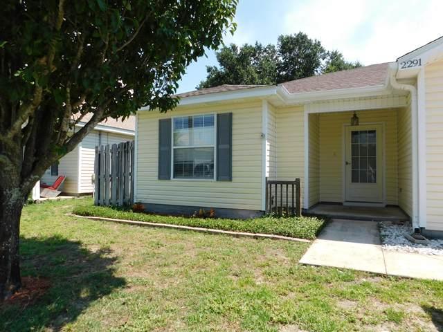 2291 Harlan Avenue, Fort Walton Beach, FL 32547 (MLS #850873) :: Keller Williams Realty Emerald Coast