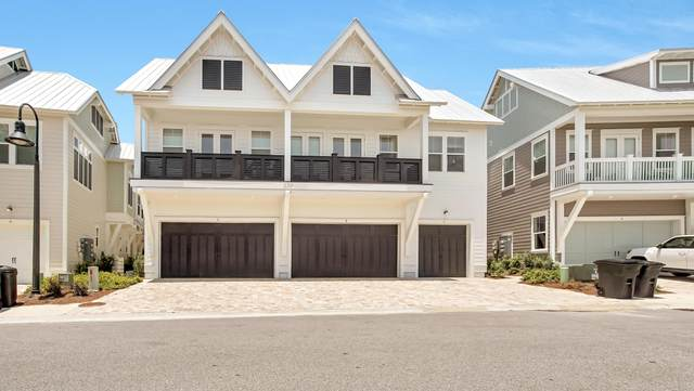 239 Milestone Drive B, Inlet Beach, FL 32461 (MLS #850881) :: Keller Williams Realty Emerald Coast