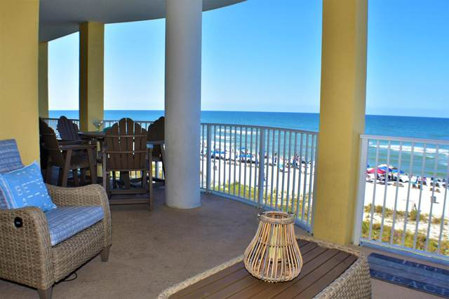 10611 Front Beach Road Unit 402, Panama City Beach, FL 32407 (MLS #850884) :: Classic Luxury Real Estate, LLC