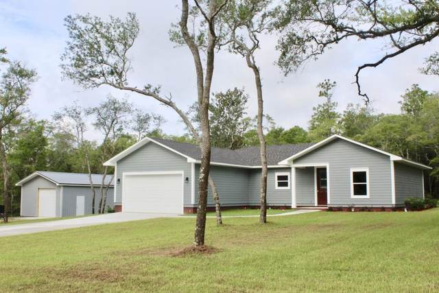 226 Evergreen Parkway, Defuniak Springs, FL 32435 (MLS #850945) :: Berkshire Hathaway HomeServices PenFed Realty