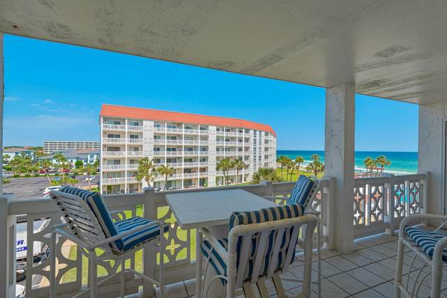 909 Santa Rosa Boulevard Unit 442, Fort Walton Beach, FL 32548 (MLS #850964) :: Better Homes & Gardens Real Estate Emerald Coast