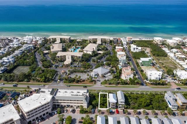 Lot 8 Seacrest Beach, Inlet Beach, FL 32461 (MLS #851054) :: Better Homes & Gardens Real Estate Emerald Coast