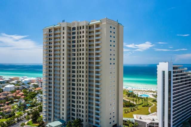 221 Scenic Gulf Drive Unit 820, Miramar Beach, FL 32550 (MLS #851128) :: Back Stage Realty