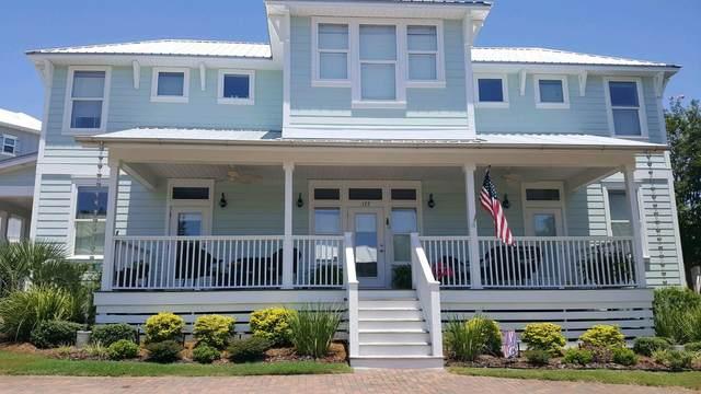 177 Village Boulevard, Santa Rosa Beach, FL 32459 (MLS #851200) :: RE/MAX By The Sea