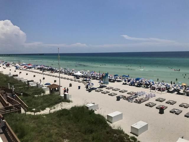 16819 Front Beach Road Unit 203, Panama City Beach, FL 32413 (MLS #851256) :: Berkshire Hathaway HomeServices Beach Properties of Florida