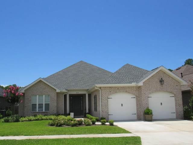 613 Tulip Tree Way Lot 15, Niceville, FL 32578 (MLS #851314) :: Somers & Company