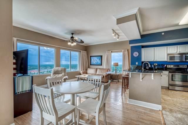 16819 Front Beach Road #2700, Panama City Beach, FL 32413 (MLS #851338) :: Berkshire Hathaway HomeServices Beach Properties of Florida