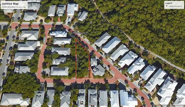 Lot 12 Sand Shovel Lane, Seacrest, FL 32461 (MLS #851343) :: Classic Luxury Real Estate, LLC