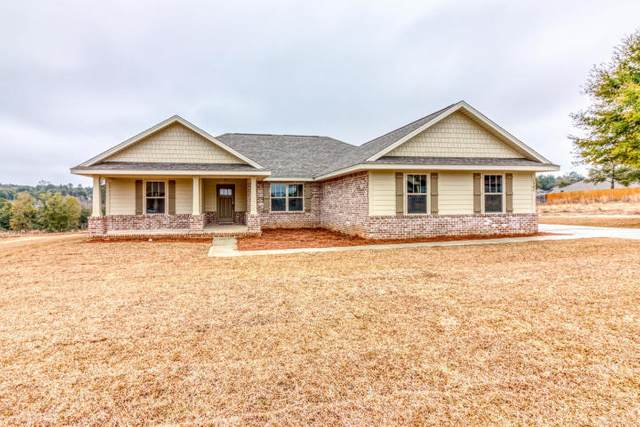LOT 3 Lake Silver Road, Crestview, FL 32536 (MLS #851350) :: Back Stage Realty