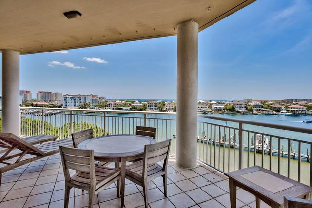 662 Harbor Boulevard Unit 410, Destin, FL 32541 (MLS #851358) :: Berkshire Hathaway HomeServices PenFed Realty