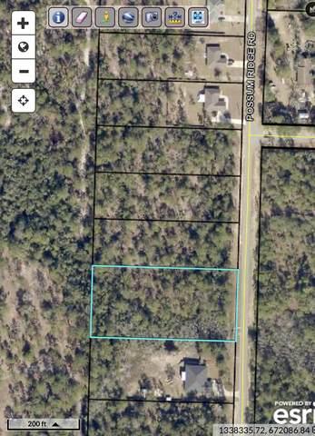 xxx Possum Ridge Road, Crestview, FL 32539 (MLS #851413) :: Somers & Company
