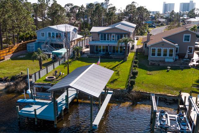 6432 S Lagoon Drive, Panama City Beach, FL 32408 (MLS #851455) :: Engel & Voelkers - 30A Beaches