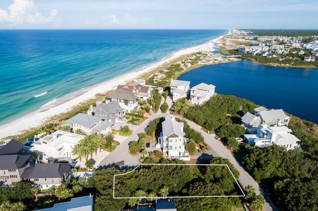 Lot 15 Camp Creek Point Drive, Inlet Beach, FL 32461 (MLS #851483) :: The Beach Group