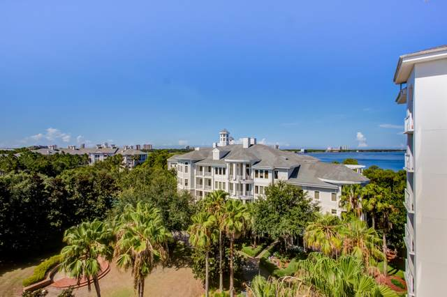 9800 Grand Sandestin Boulevard #5707, Miramar Beach, FL 32550 (MLS #851531) :: The Premier Property Group