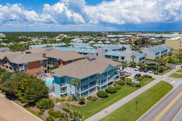 2830 Scenic Gulf Drive #319, Miramar Beach, FL 32550 (MLS #851575) :: Berkshire Hathaway HomeServices Beach Properties of Florida