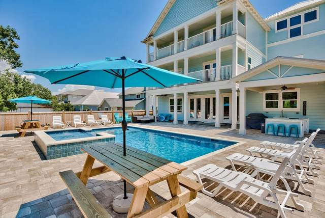 4523 Luke Avenue, Destin, FL 32541 (MLS #851600) :: Berkshire Hathaway HomeServices Beach Properties of Florida