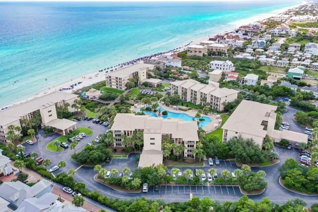 10254 E E Co Highway 30-A 214 #214, Panama City Beach, FL 32413 (MLS #851625) :: ENGEL & VÖLKERS