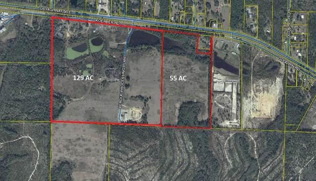 594 Koerber Road, Defuniak Springs, FL 32435 (MLS #851676) :: Coastal Luxury