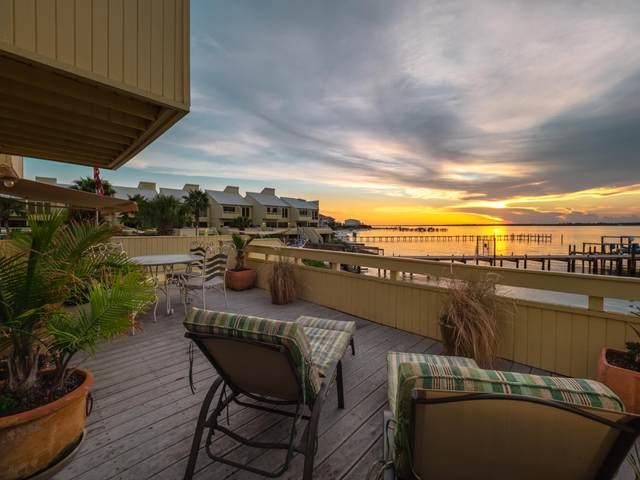 8520 Gulf Boulevard Apt 20, Navarre, FL 32566 (MLS #851699) :: 30a Beach Homes For Sale