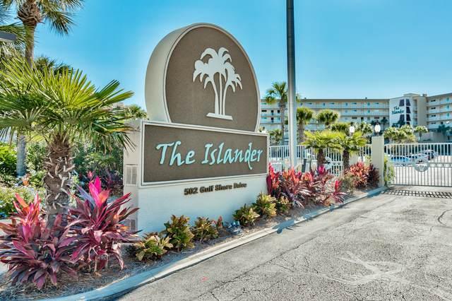 502 Gulf Shore Drive #304, Destin, FL 32541 (MLS #851703) :: Linda Miller Real Estate