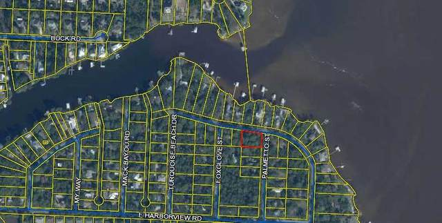 Lot xx Turquoise Beach Drive, Santa Rosa Beach, FL 32459 (MLS #851707) :: The Premier Property Group