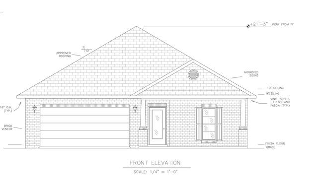 108B Sasser Street, Niceville, FL 32578 (MLS #851762) :: Somers & Company
