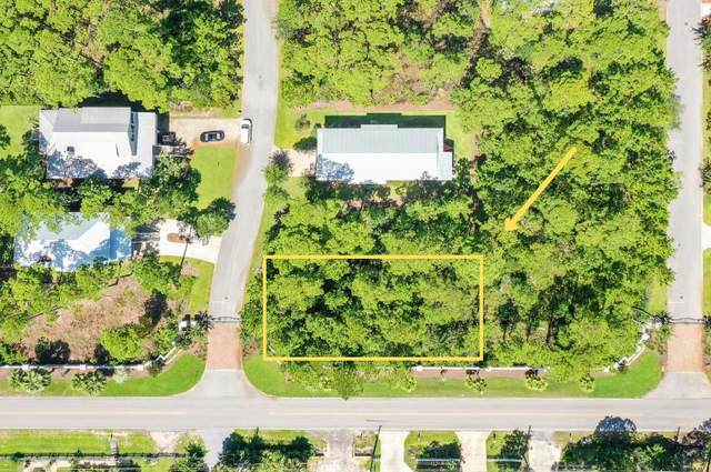 Lot I-29 Mallard Lane, Santa Rosa Beach, FL 32459 (MLS #851763) :: The Ryan Group
