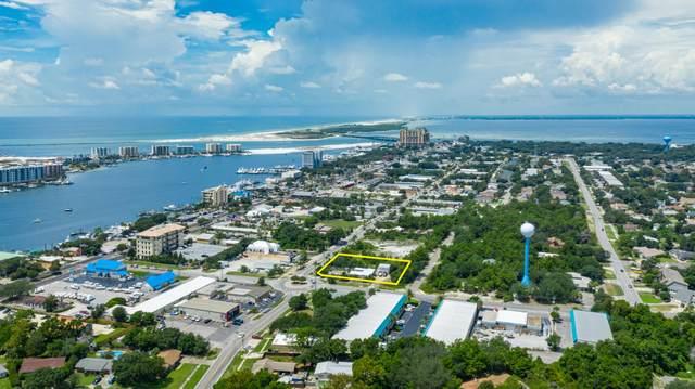 121 Benning Drive, Destin, FL 32541 (MLS #851817) :: Counts Real Estate Group